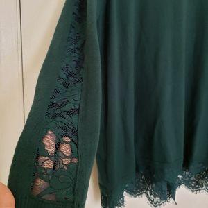 torrid Tops - 🎀Torrid Lacey Long Sleeve Shirt